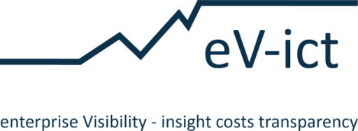 eV-ict enterprise Visibility - insight costs transparency